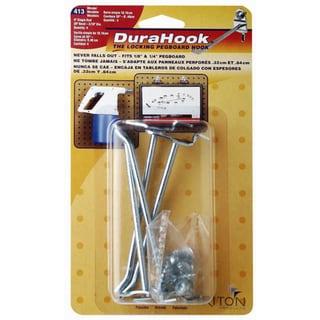 "Triton 613 6"" DuraHook Single Rod Hook 10-ct"