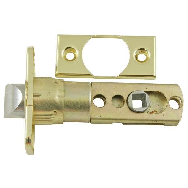 Ultra Hardware 07036 Standard Tubular Lockset Latchbolt