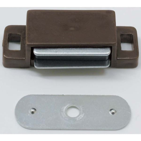 Ultra Hardware 13500 Plastic Magnetic Catch