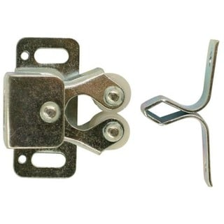 Ultra Hardware 13505 Zinc Double Roller Catch