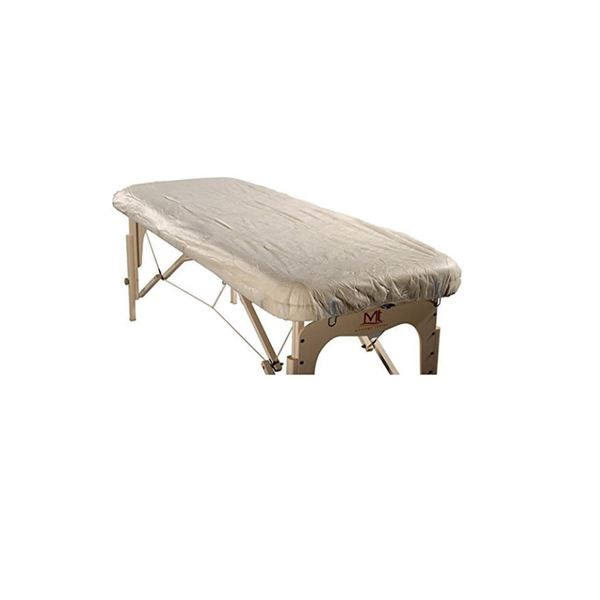 Master Massage Disposable Fitted Massage Table Cover (Pack of 10)