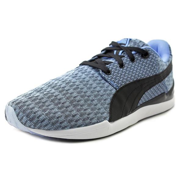 Puma Men's 'Future Trinomic Swift Chain' Blue Mesh Athletic Shoes