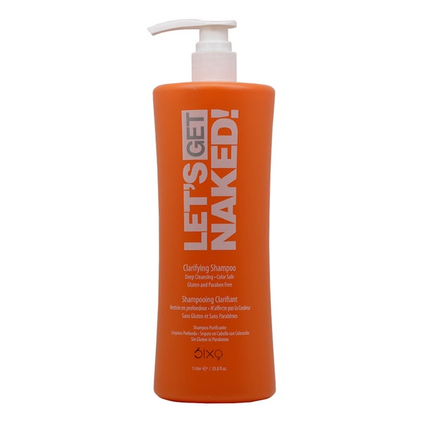 Six9 Let's Get Naked Clarifying 33.8-ounce Shampoo
