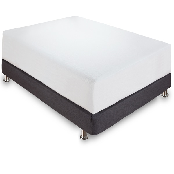 Postureloft Classic 12-Inch Cal King-size Ventilated Memory Foam Mattress