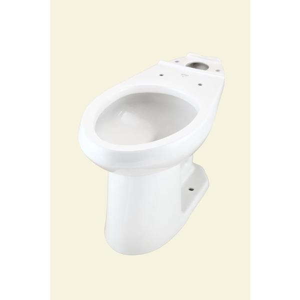 Gerber Viper ADA Elongated Toilet Bowl Only in White