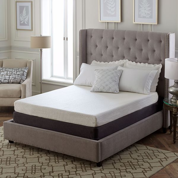 Classic 6-Inch Queen-size Memory Foam Mattress