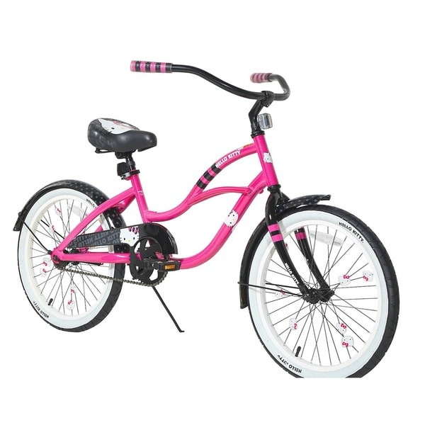 Hello Kitty Pink 20-inch Beach Cruiser