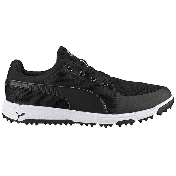 PUMA Grip Sport Golf Shoes 2016 Black/White