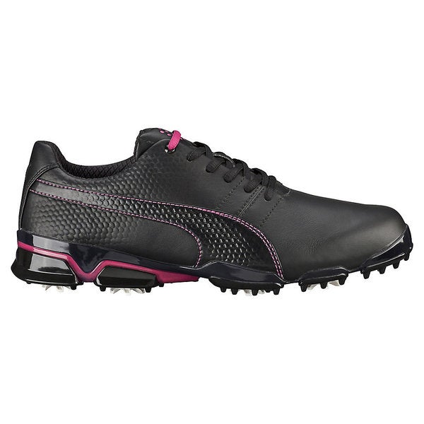 PUMA Titantour Ignite Golf Shoes 2016 Black/Black/Beetroot Purple