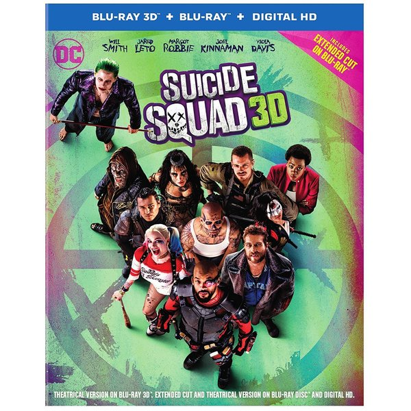 Suicide Squad 3D (Blu-ray Disc) 21323709