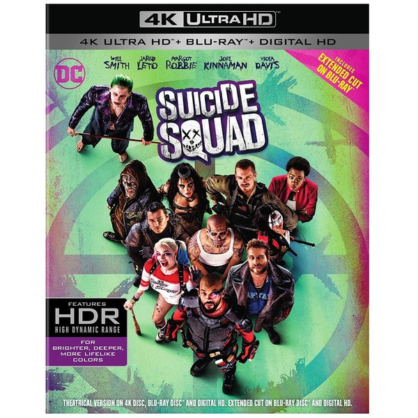 Suicide Squad (4K Ultra HD Blu-ray) 21323710