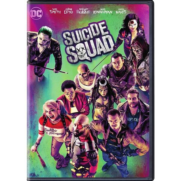 Suicide Squad (DVD) 21323711