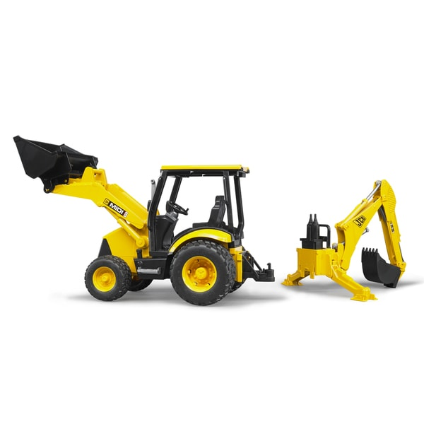 Bruder Toys JCB Midi CX Loader Backhoe