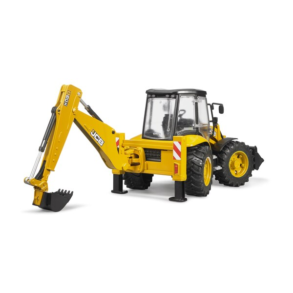 Bruder Toys JCB 5CX Eco Metal Backhoe Loader