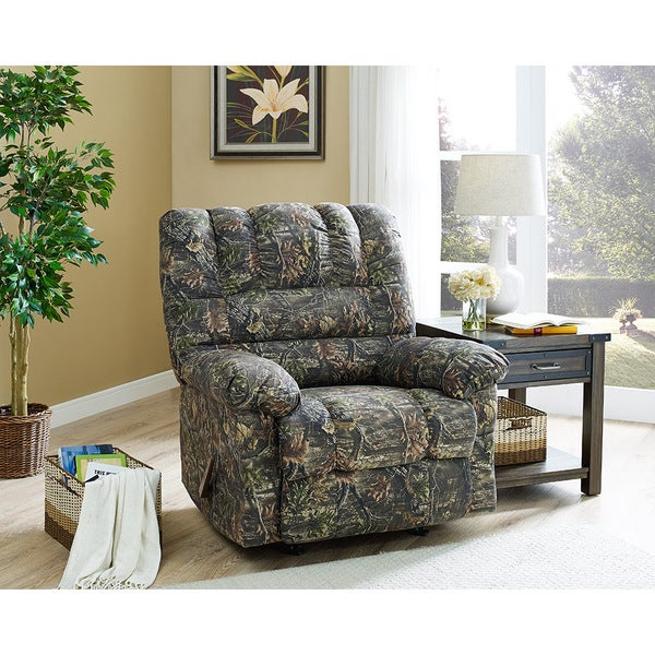 Back Country Swivel Recliner