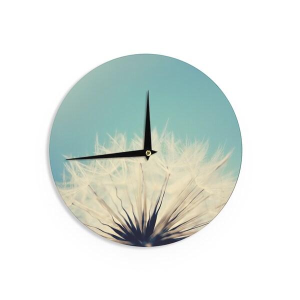 KESS InHouseBeth Engel 'Shes a Firecracker' Wall Clock