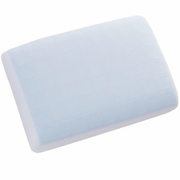 Postureloft Reversible Gel and Memory Foam Travel Pillow