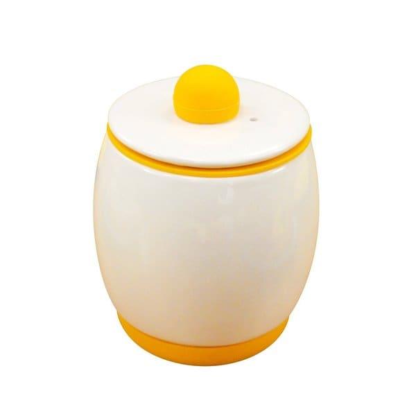 Eggy Plastic Microwave Egg Cooker and Poacher