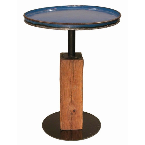 Cobalt Moonshine Table