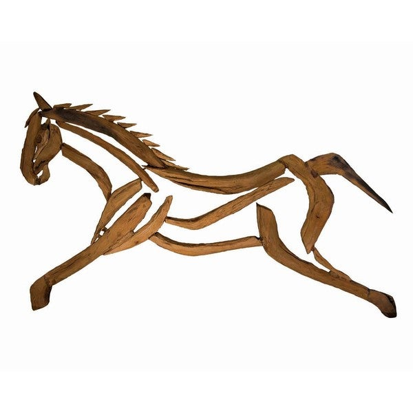 Small Paleo Mustang