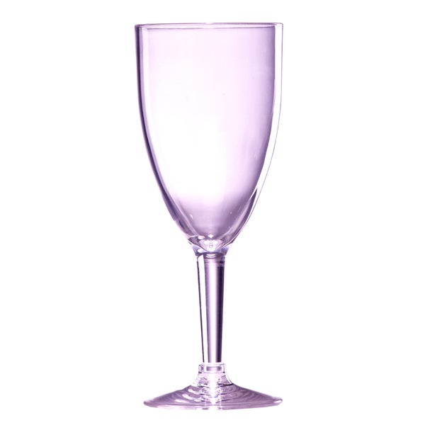 Prodyne PF-10 10-ounce Unbreakable Polycarbonate Wine Glass