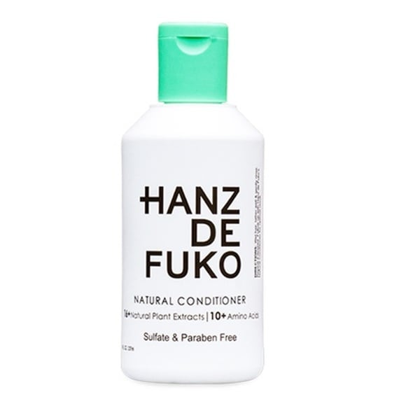 Hanz De Fuko 8-ounce Natural Conditioner