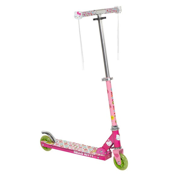 Hello Kitty Folding Scooter