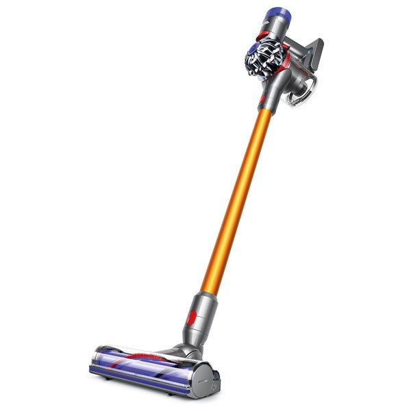 Dyson V8 Absolute Multicolored Metal/Plastic New Cordless Vacuum