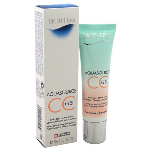 Biotherm Aquasource CC Gel 1.01-ounce Tone Enhancing Moisturiser Gel