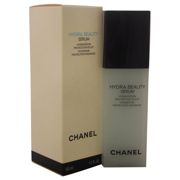 Chanel 1.7-ounce Hydra Beauty Serum Hydration Protection Radiance