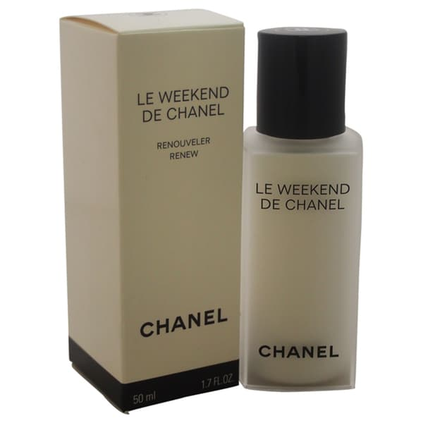 Chanel Le Weekend de Chanel Weekly Renewing 1.7-ounce Face Care