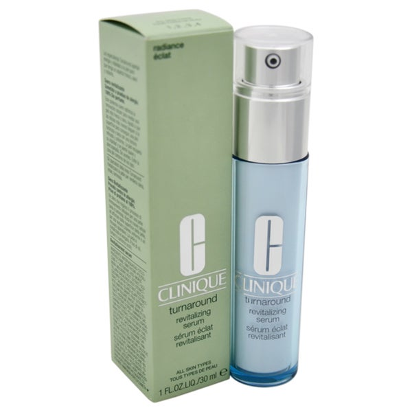 Clinique Turnaround 1-ounce Revitalizing Serum
