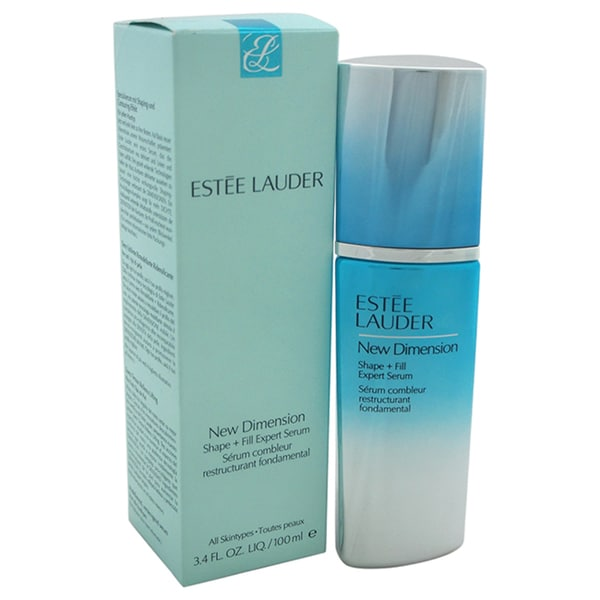 Estee Lauder New Dimension Shape + Fill Expert 3.4-ounce Serum