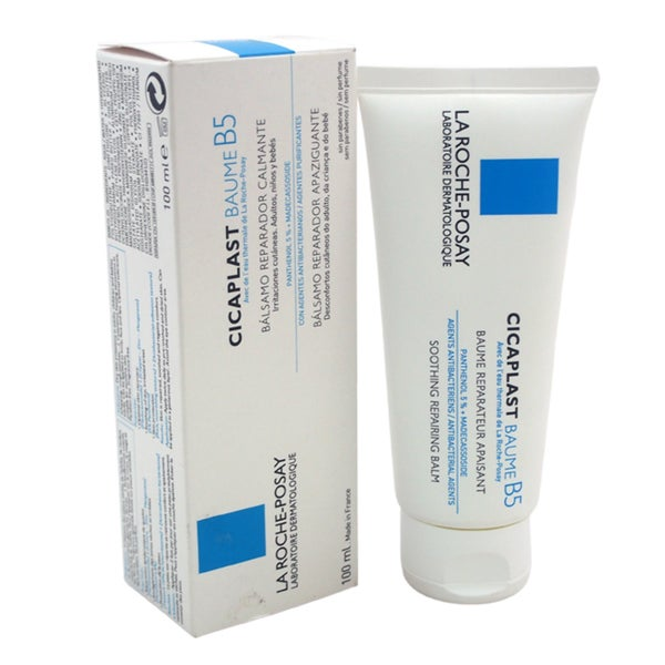 La Roche-Posay Cicaplast Baume 3.4-ounce B5 Soothing Multi-Purpose Balm Cream