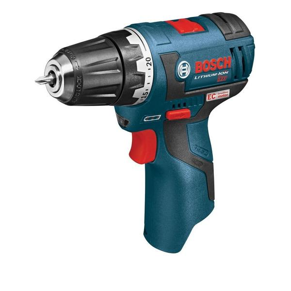 Bosch 12-Volt MAX Lithium-Ion 3/8 in. Drill/Driver