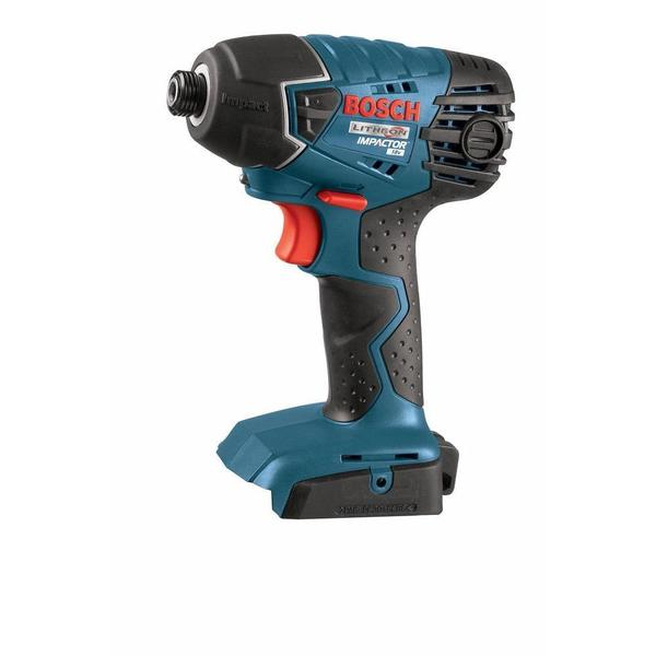 Bosch 18-Volt Lithium-Ion Cordless Impact Driver Bare Tool with Insert Tray