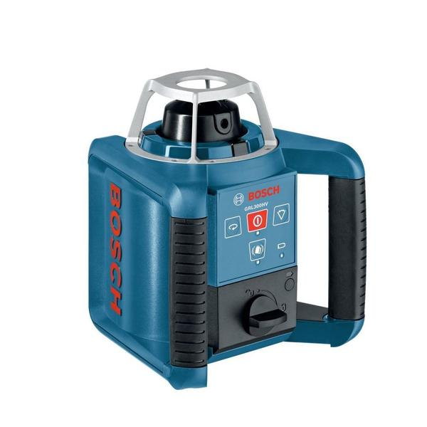 Bosch 1000 ft. Horizontal and Vertical Self-Leveling Rotary Laser