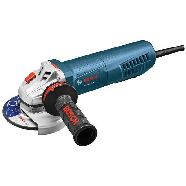Bosch 12.5 Amp 6 in. Corded High-Performance Cut-Off/Grinder with No-Lock-On Paddle Switch