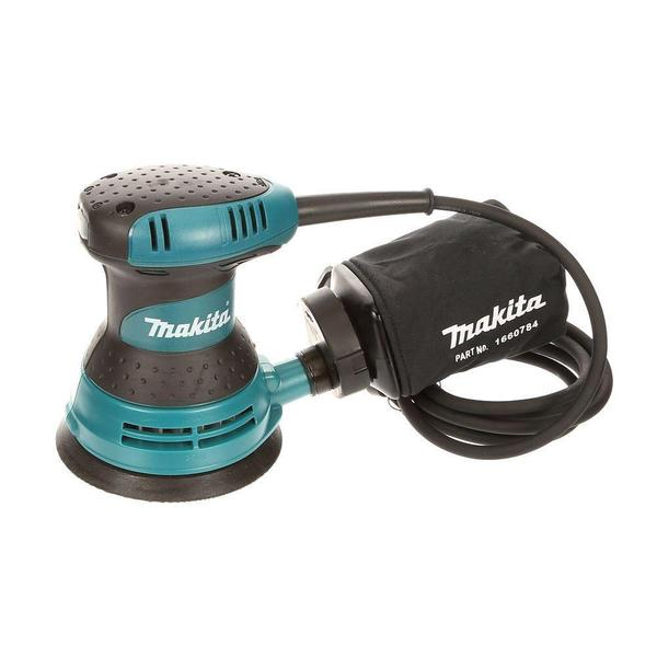 Makita 3 Amp 5 in. Corded Random Orbit Sander