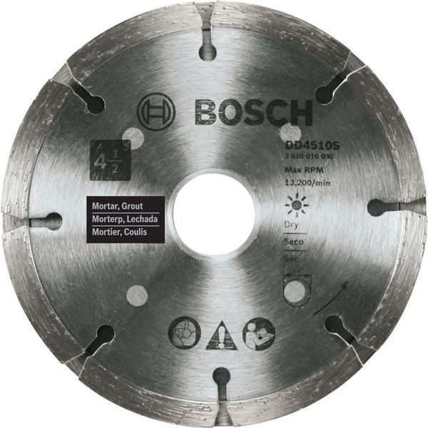 Bosch 4.5 in. Sandwich Tuckpointing Diamond Blade