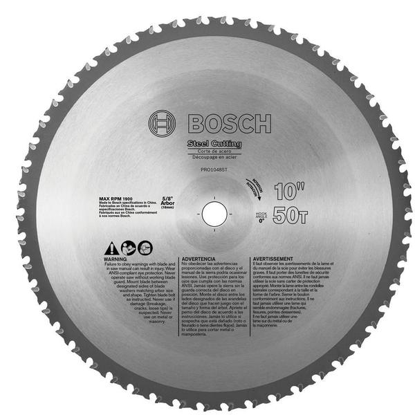 Bosch 14 in. Ferrous Metal Cutting Blade