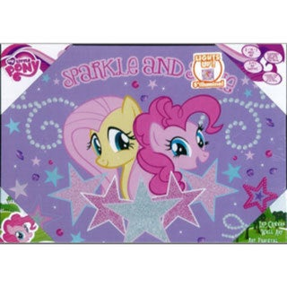 'My Little Pony Sparkle and Shine' Wall Canvas