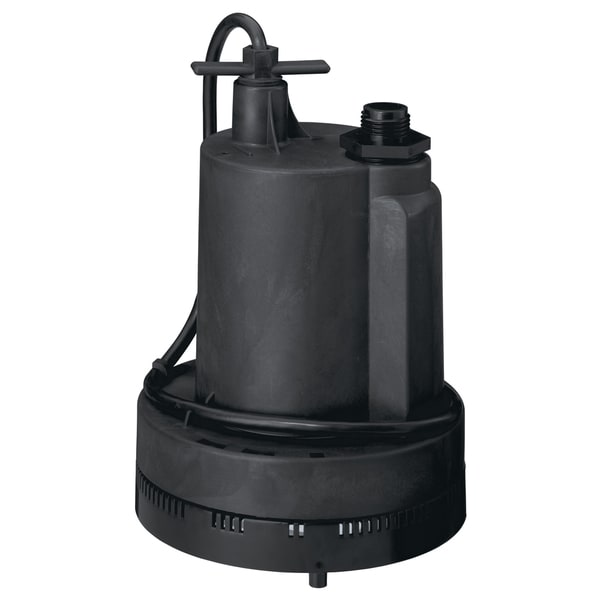 Simer 2305 1/4 HP Geyser II Submersible Pump