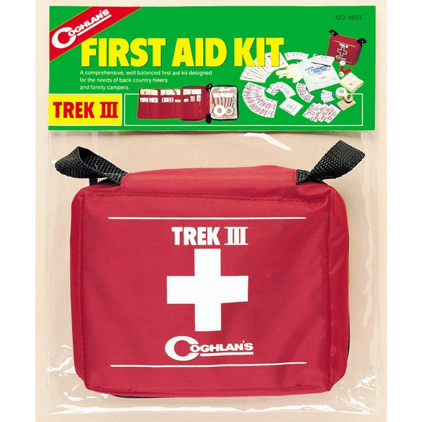 Coghlans 9803 Trek III First Aid Kit