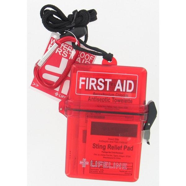 Lifeline First Aid 4432 Pocket Sized First Aid Kit