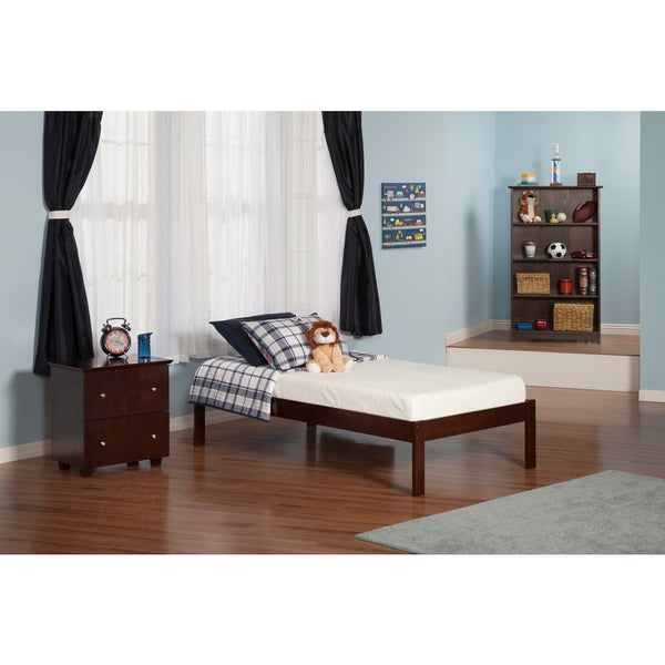 Siesta 6-inch Twin-size Memory Foam Mattress
