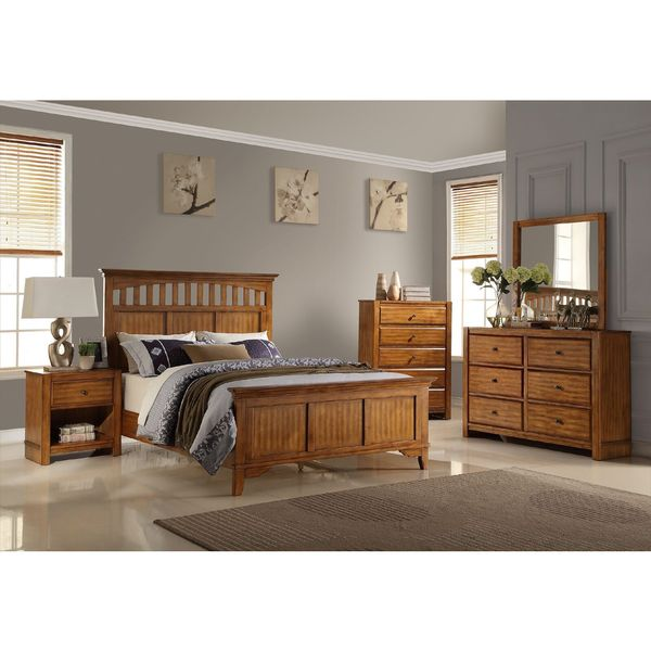 Rosanna 5 Piece Bedroom Set