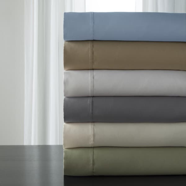 Legacy 300 Thread Count Solid Bonus Sheet Set 21363686