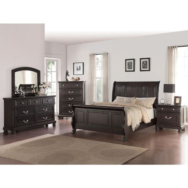 Nicola 6 Piece Bedroom Set