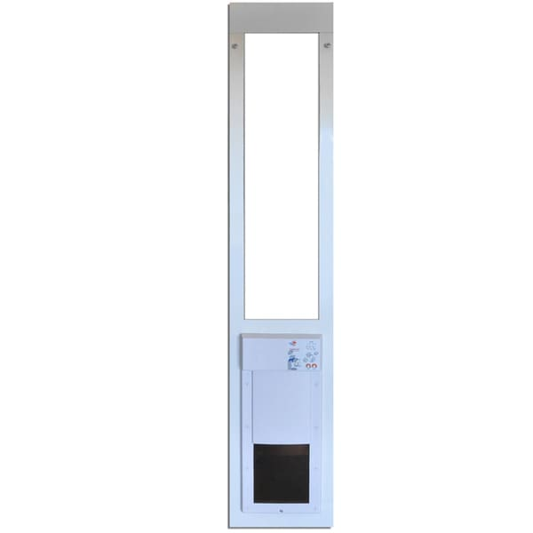 Regular Height Medium Power Pet Eglass Fully Automatic Patio Door